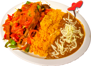 Bistec Ranchero- Downtown Sacramento Linda's Mexican Food